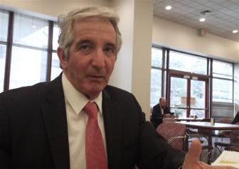 David Cicarella, president of the New Haven Federation of Teachers