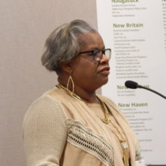 This is a picture of Sen. Marilyn Moore