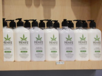This is a picture of Medical marijuana products available for sale at Prime Wellness, a dispensary in South Windsor.