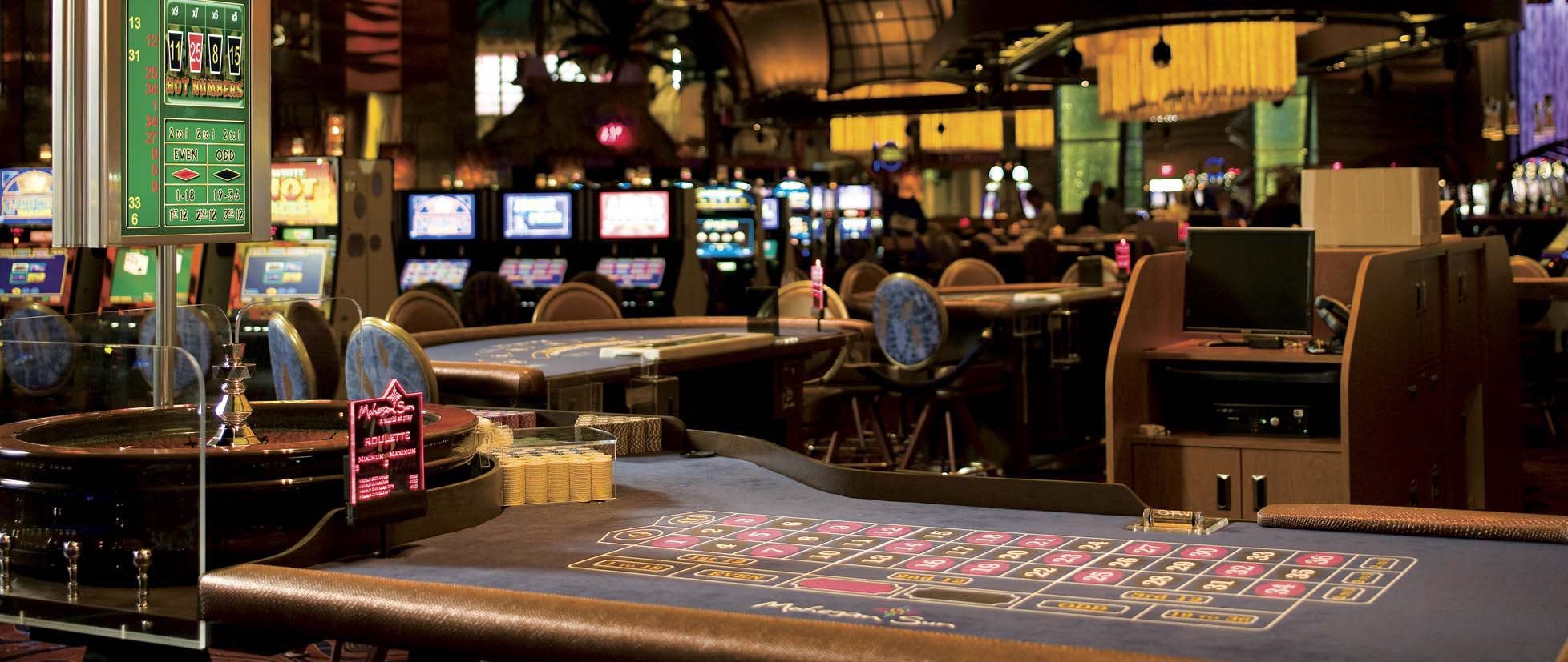 Sweeping gambling bill is meant to push Lamont