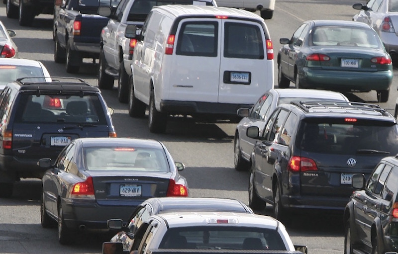 State DOT drops study of mileage tax