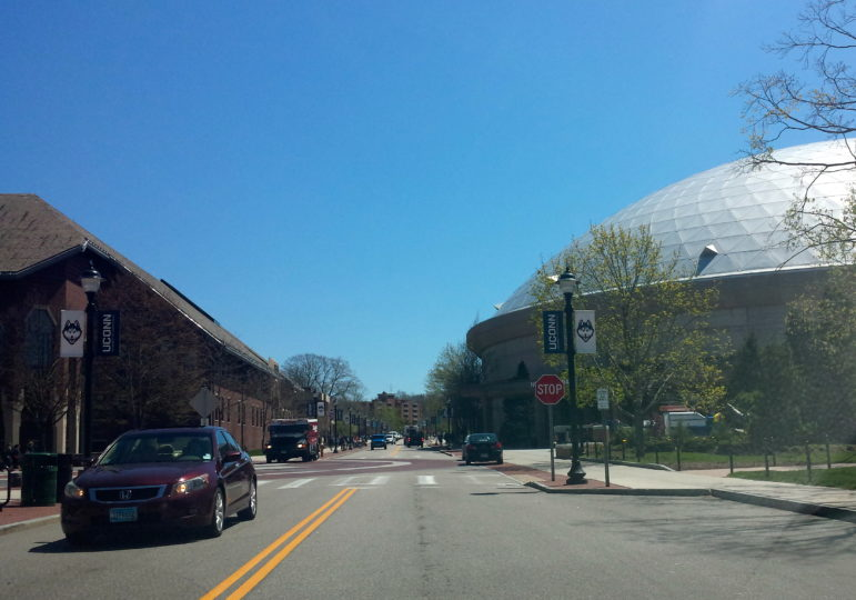 Gampel Pavilion at UConn