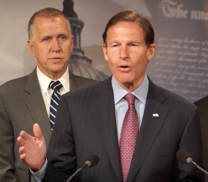 Blumenthal leads bipartisan Senate effort to reform VA