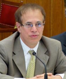 Union negotiator Dan Livingston