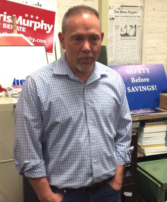 House Majority Leader Joe Aresimowicz