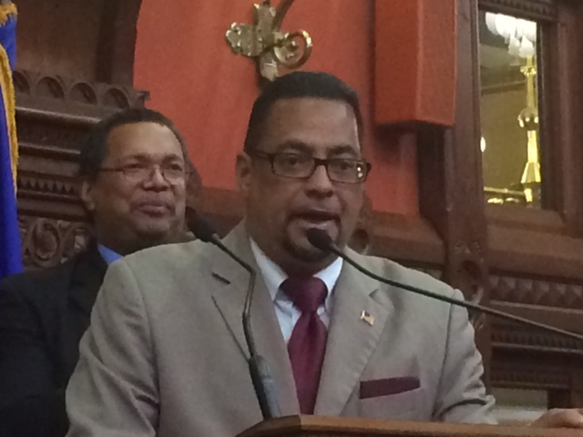 Rep. Geraldo Reyes, Jr. takes office — just in time for budget mess
