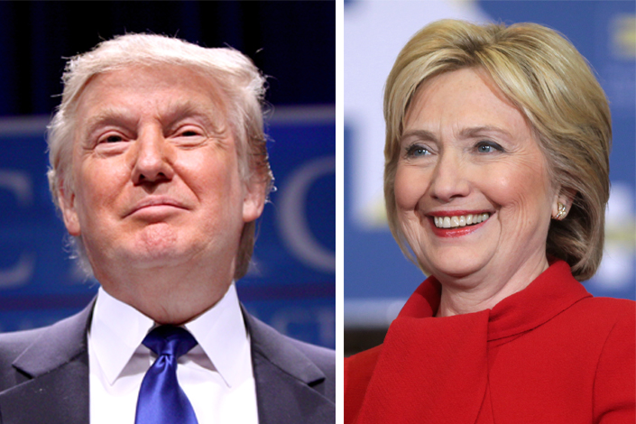 The leads grow as Trump wins big, Clinton narrowly in Connecticut