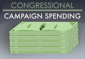 campaign spending logo