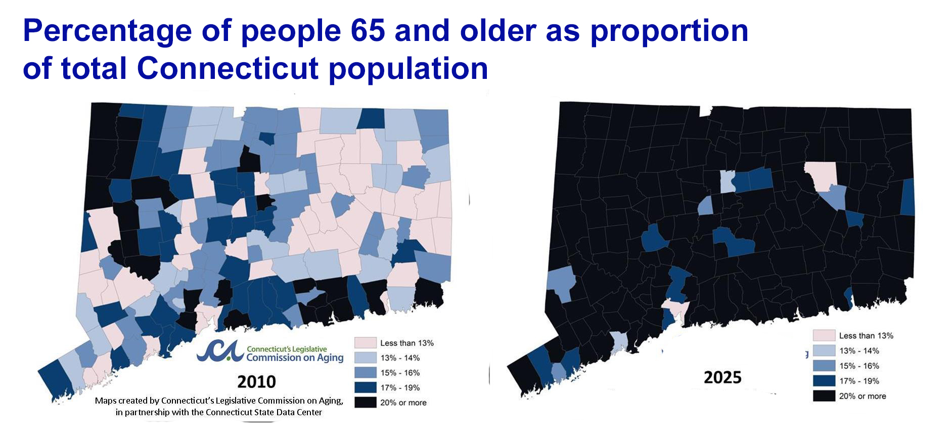 An aging Connecticut needs the Legislative Commission on Aging