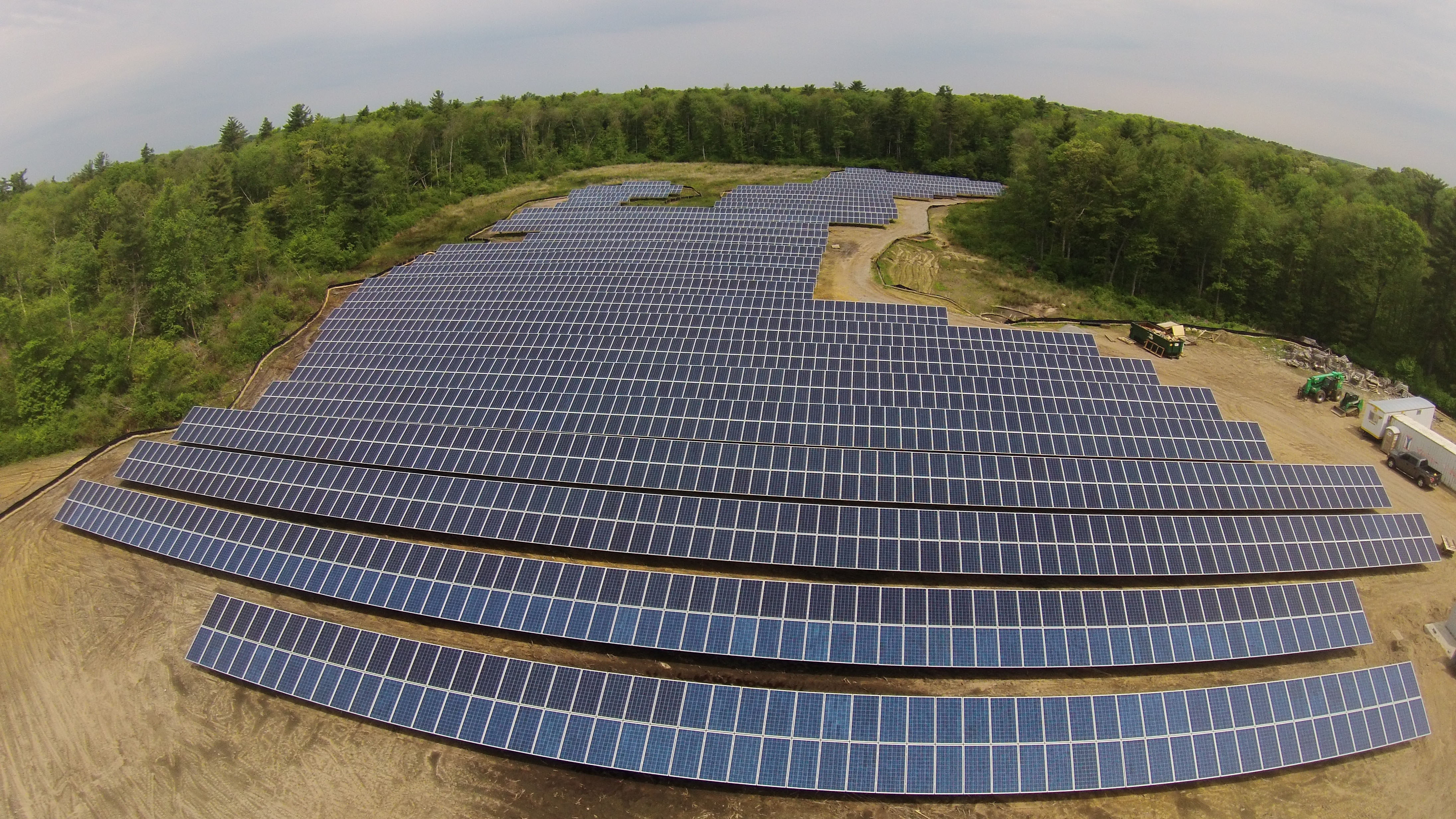 To tackle Connecticut's deficit, scale up solar