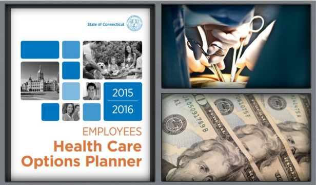 How does the state employee health plan compare?