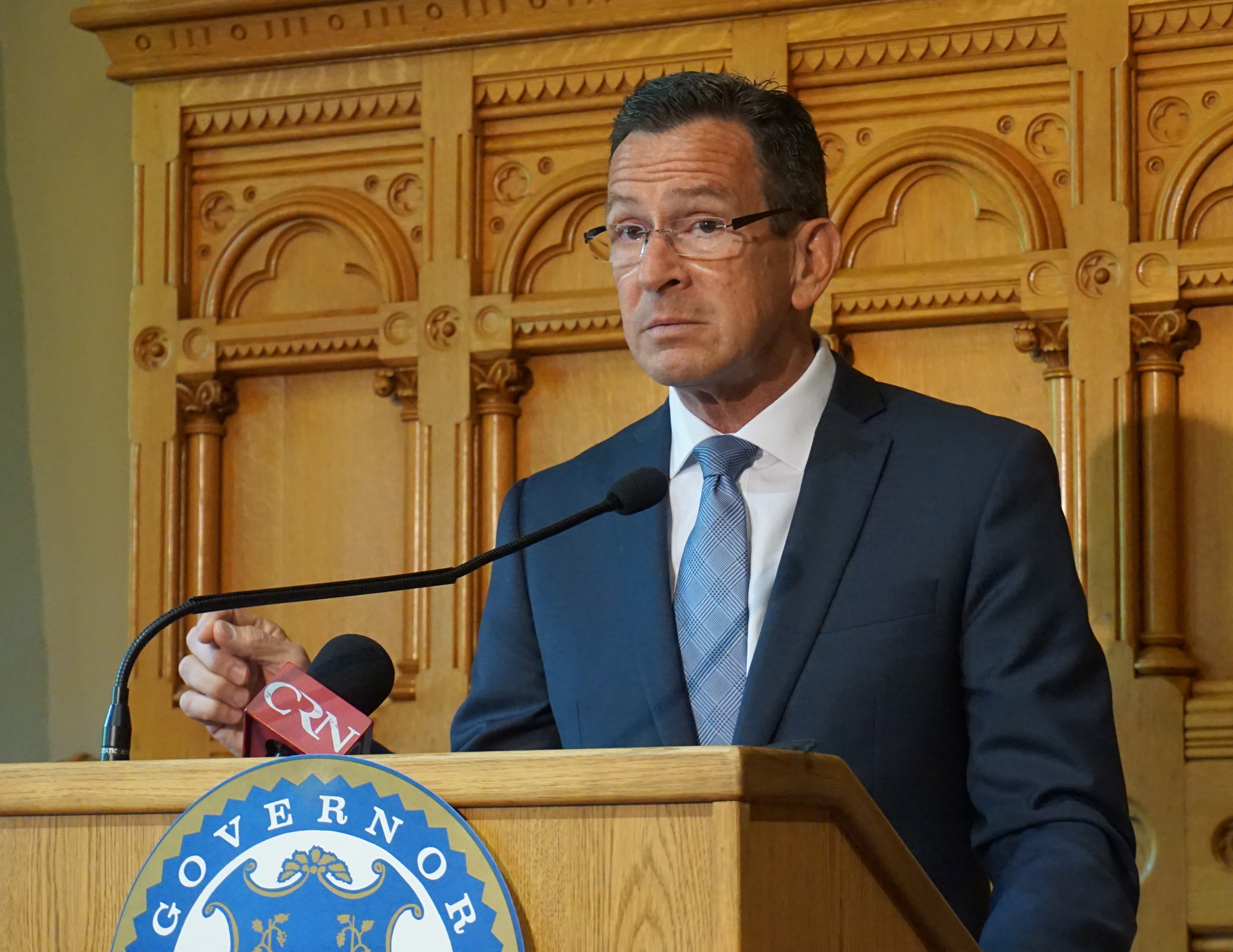 Malloy bows to legislature, narrows 'Second Chance' to bail