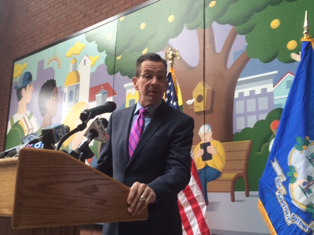 Malloy to veto retirement security bill if revisions aren't made