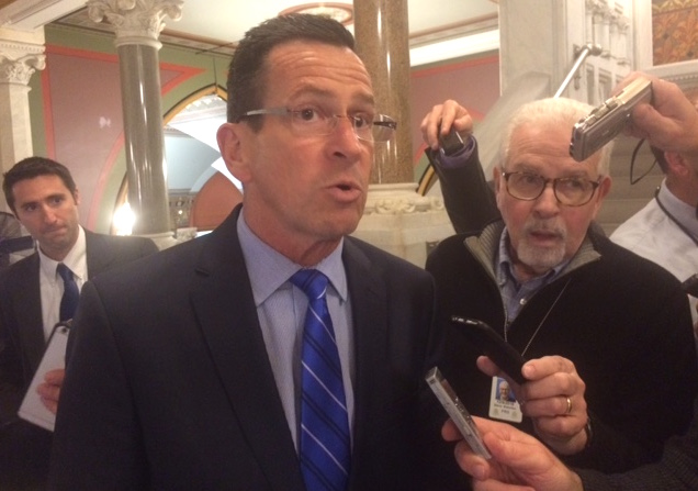 Malloy declares 'substantial progress' on budget as deadline nears