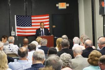 Nick Balletto, the Democratic state chairman.