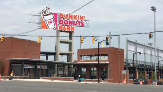 Dunkin' Donuts Park exterior