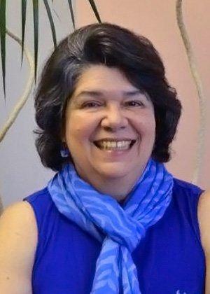Retiring Interim Provost Estela Lopez.