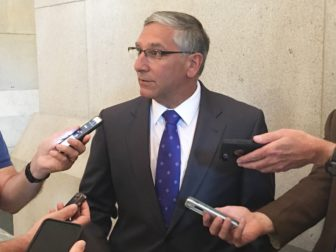 Senate Minority Leader Len Fasano, R-North Haven, says Democrats caved to Malloy.