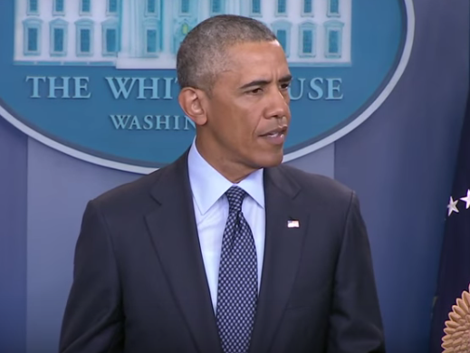 Obama: 'We will not give in to fear or turn against each other'
