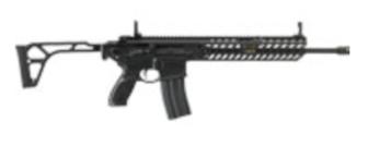 A Sig Sauer MCX rifle
