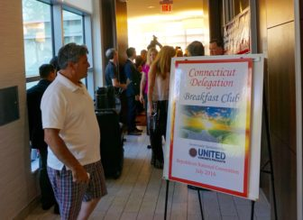The Breakfast Club, sponsored by United Concrete Products.