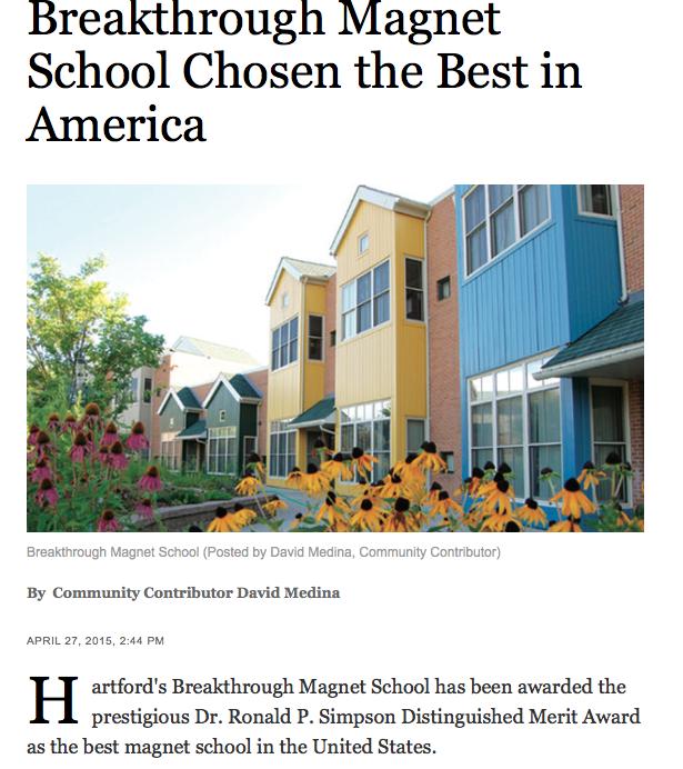 Frivolous spending or best training for Hartford educators?