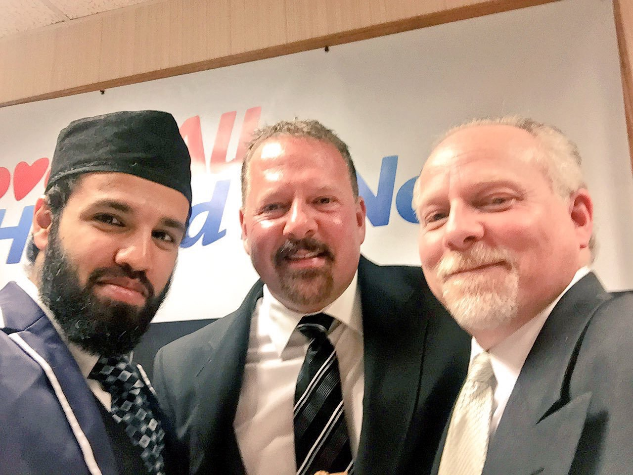 CT Muslims and ex-Islamophobe unite to counter extremism