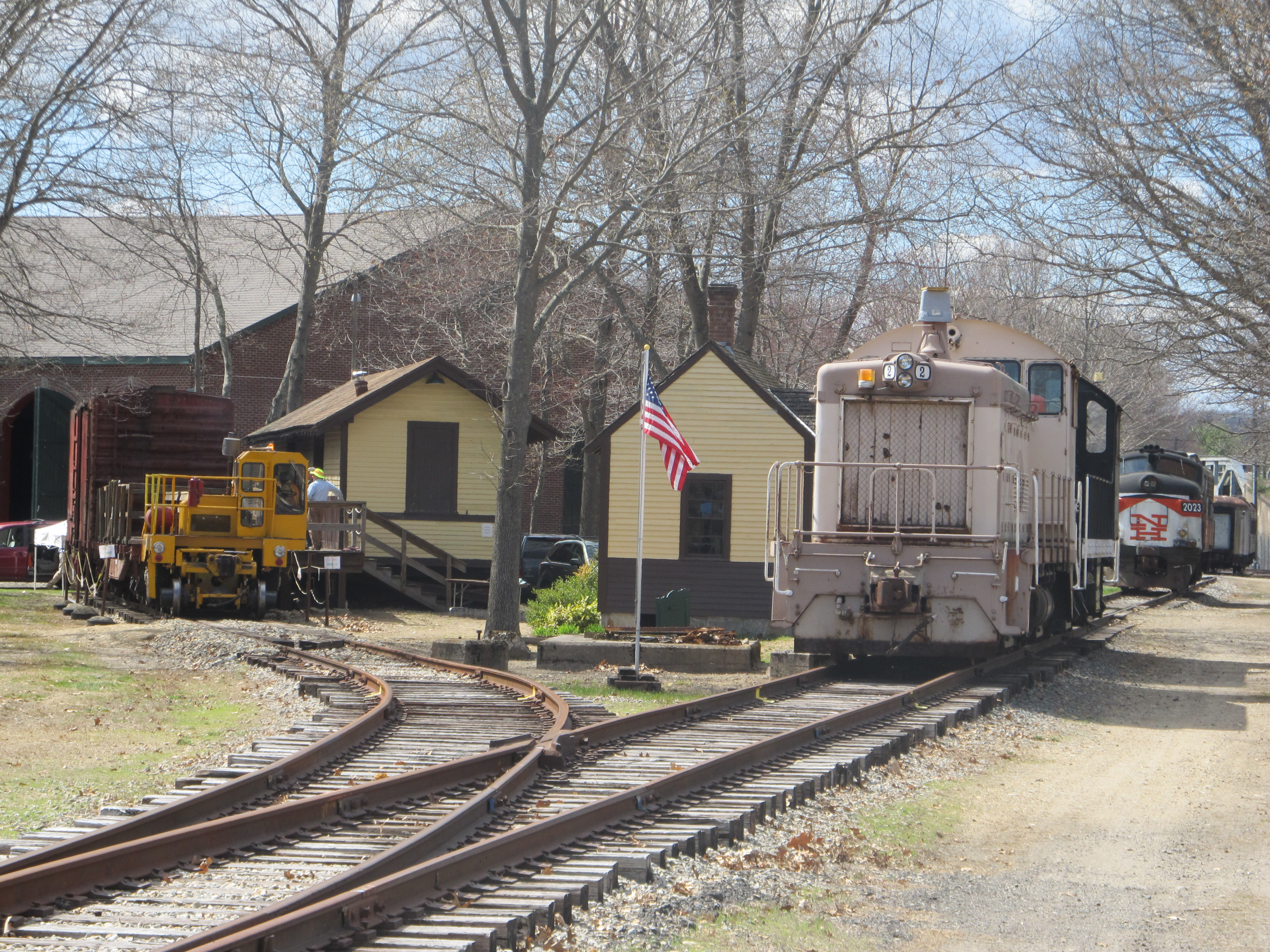 Connecticut's rail history offers summer day-trip fun