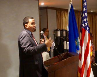 U.S. Education Secretary John Clark