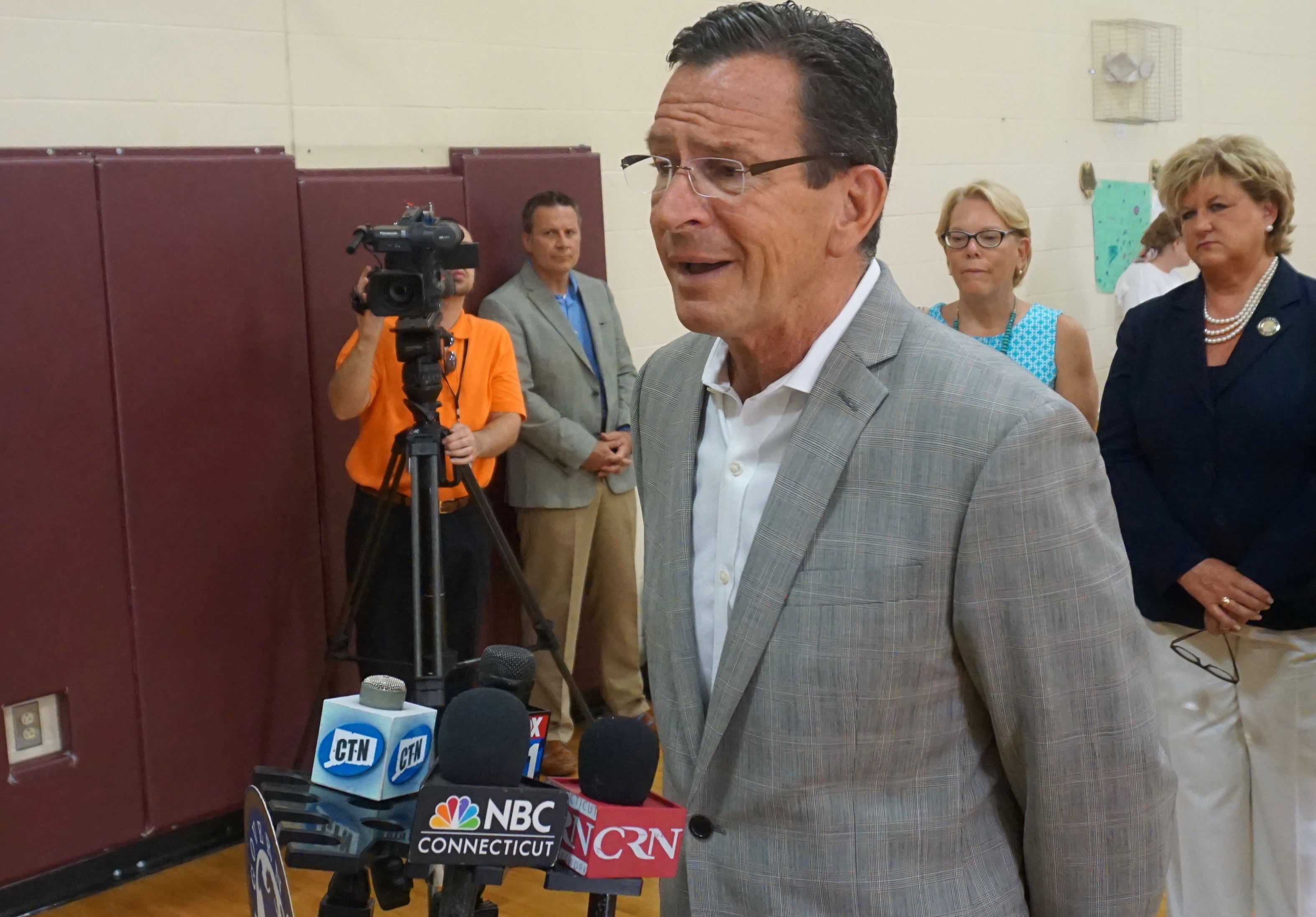 The Republicans' favorite issue in Connecticut is Malloy