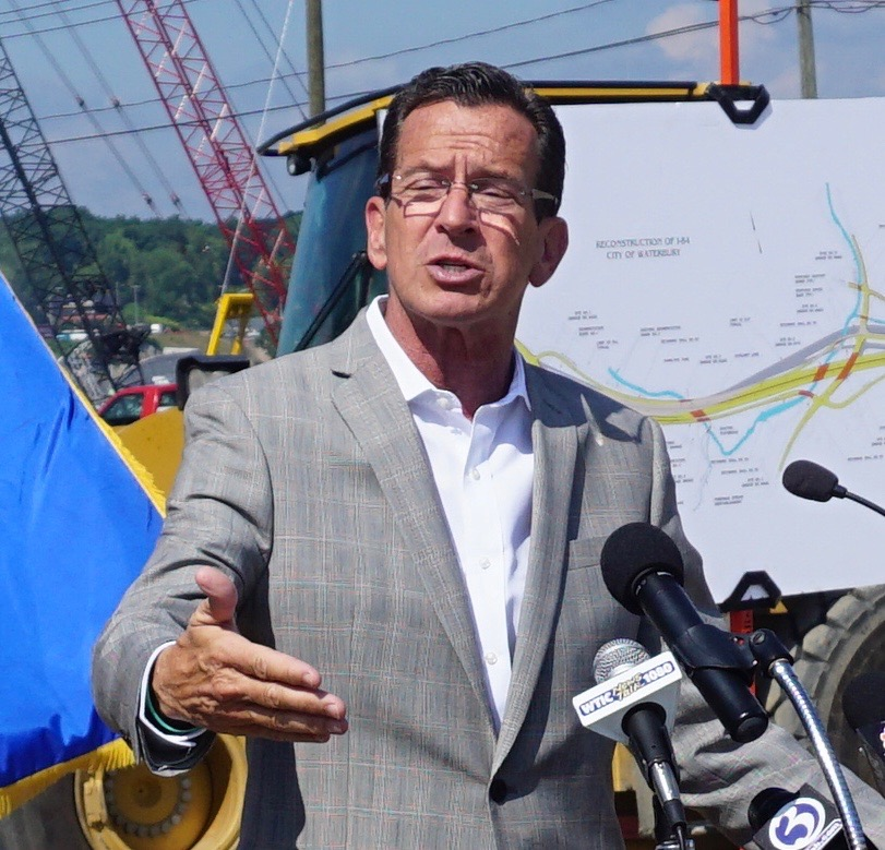 Malloy: Maine's LePage 'sounds racist' on minorities, heroin