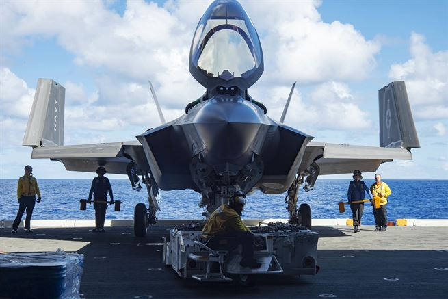 Larson makes big push for more F-35 fighter jets