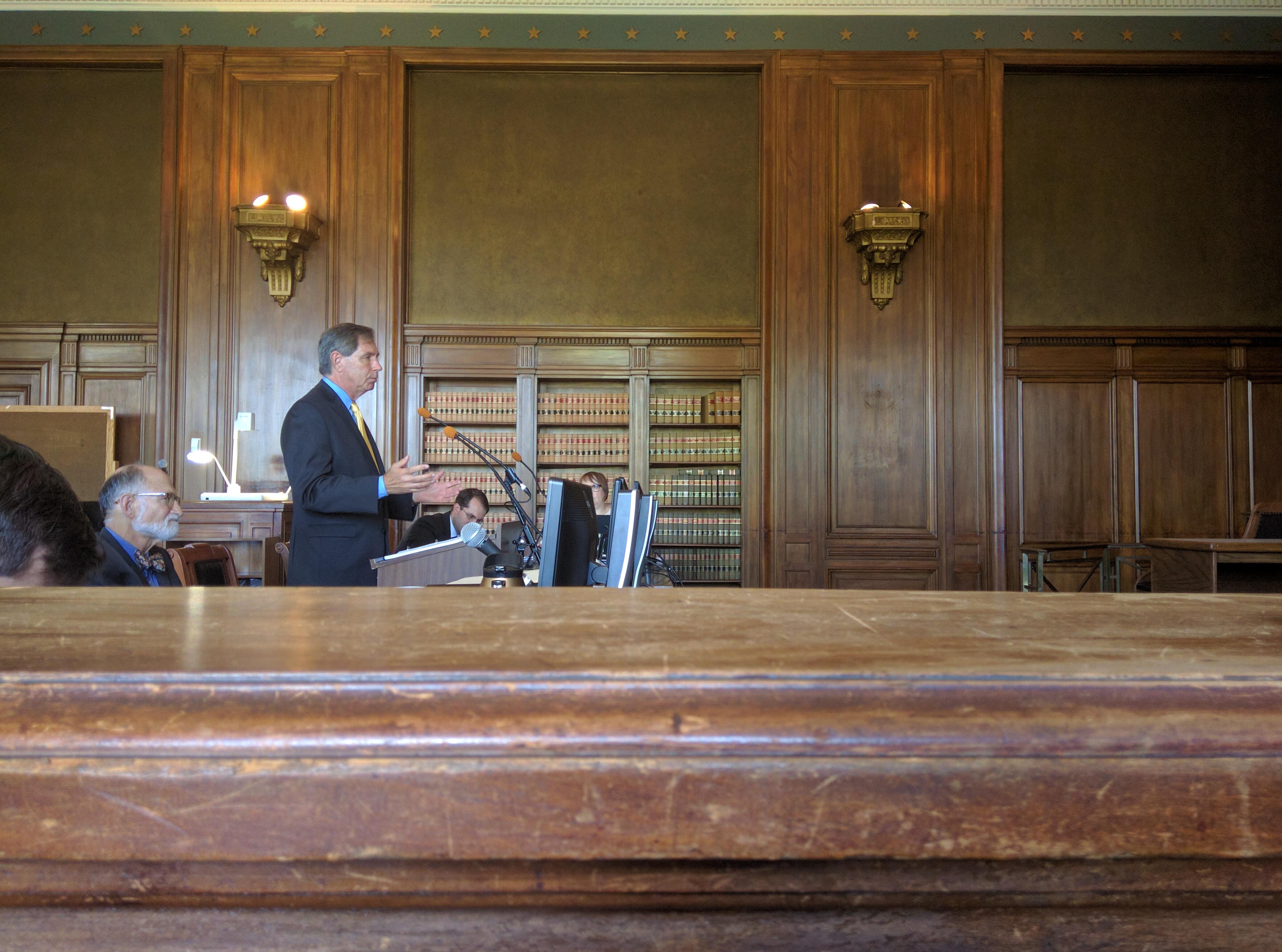 Joseph Moodhe, the plaintiff's attorney