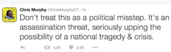 Murphy Tweet