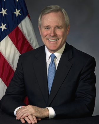 Secretary of the Navy Ray Mabus