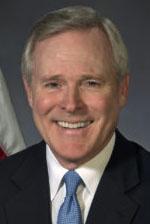 Navy Secretary Ray Mabus.