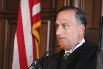 Judge Thomas Moukawsher.