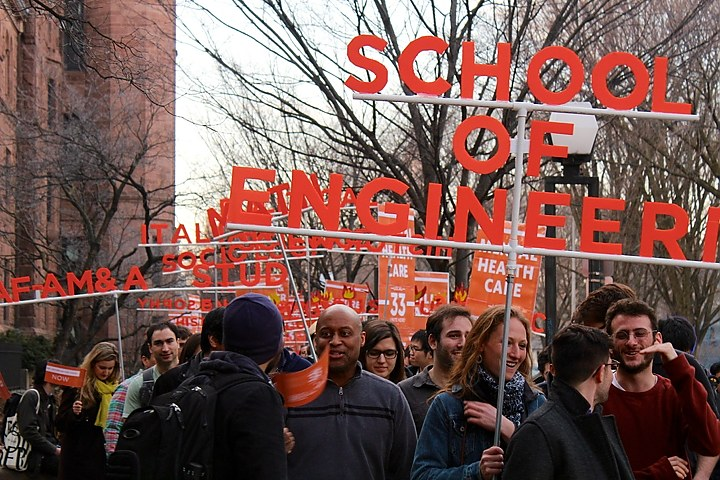 NLRB ruling boosts Yale grad-school union drive