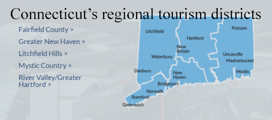 tourism districts