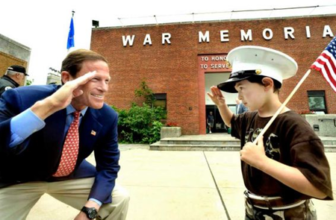 U.S. Sen. Richard Blumenthal is hoping for a chairmanship on the Veterans Affairs