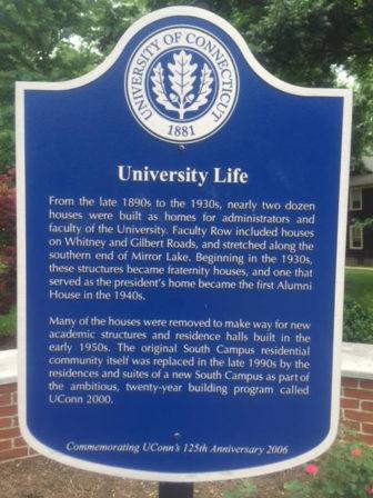 faculty-row-sign