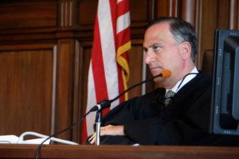 Superior Court Judge Thomas Moukawsher.