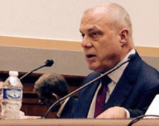 Aetna CEO Mark Bertolini.