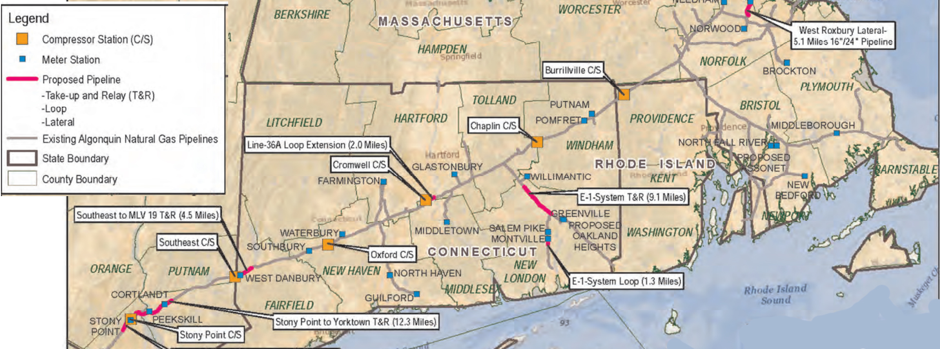 Murphy and Blumenthal are hedging on Algonquin pipeline issue