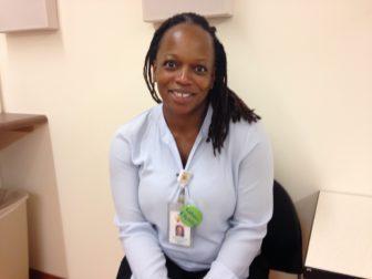 Dr. Tiffany Sanders, chief medical officer at Norwalk Community Health Center