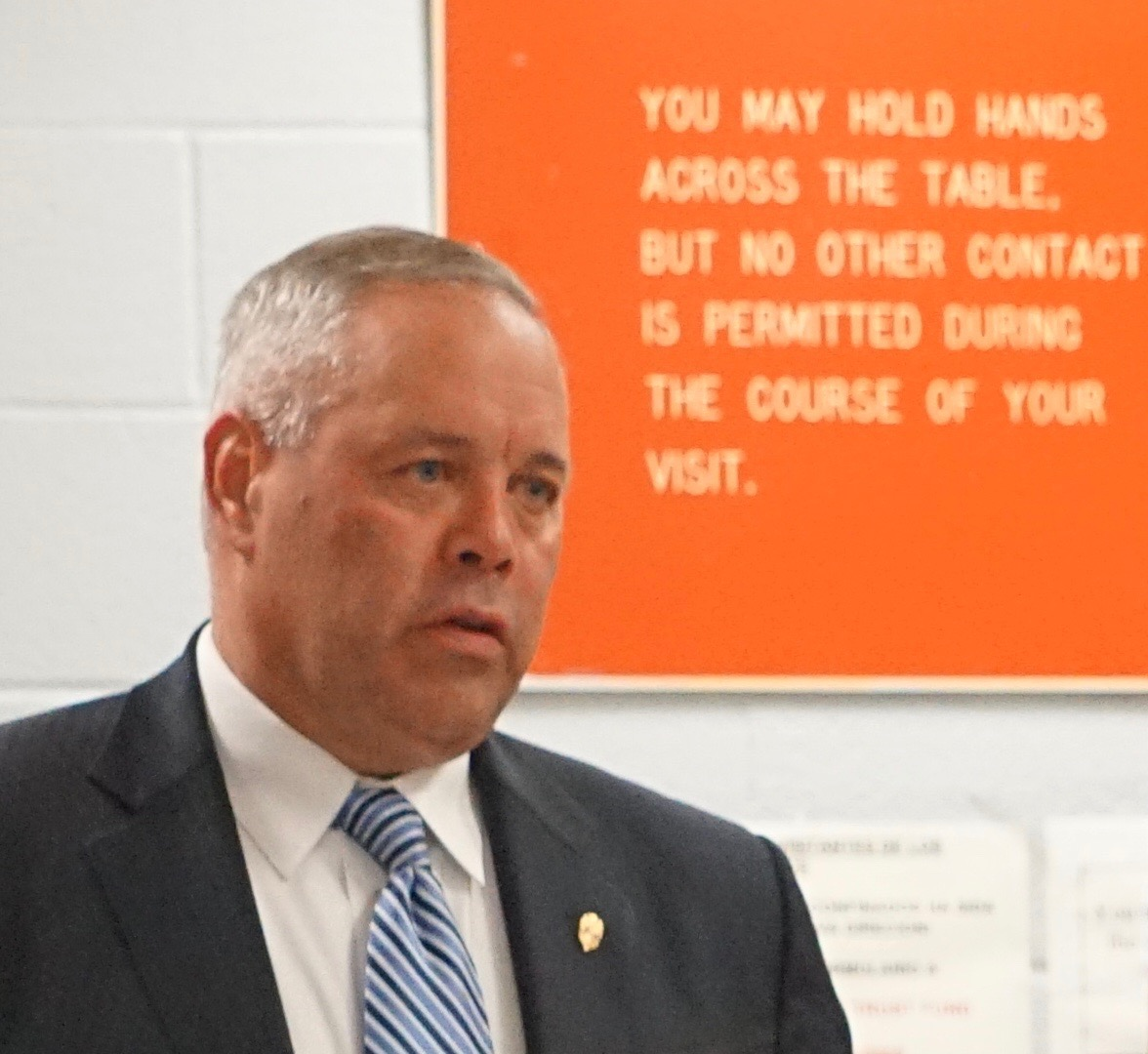 DOC commissioner sued twice in a week over prisoners' health care