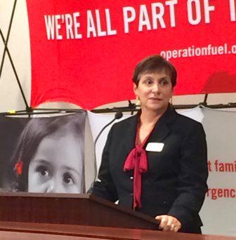 Karen Adamson, executive director of Operation Fuel