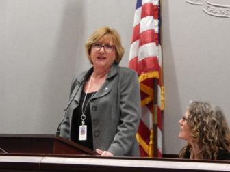 Rep. Catherine Abercrombie