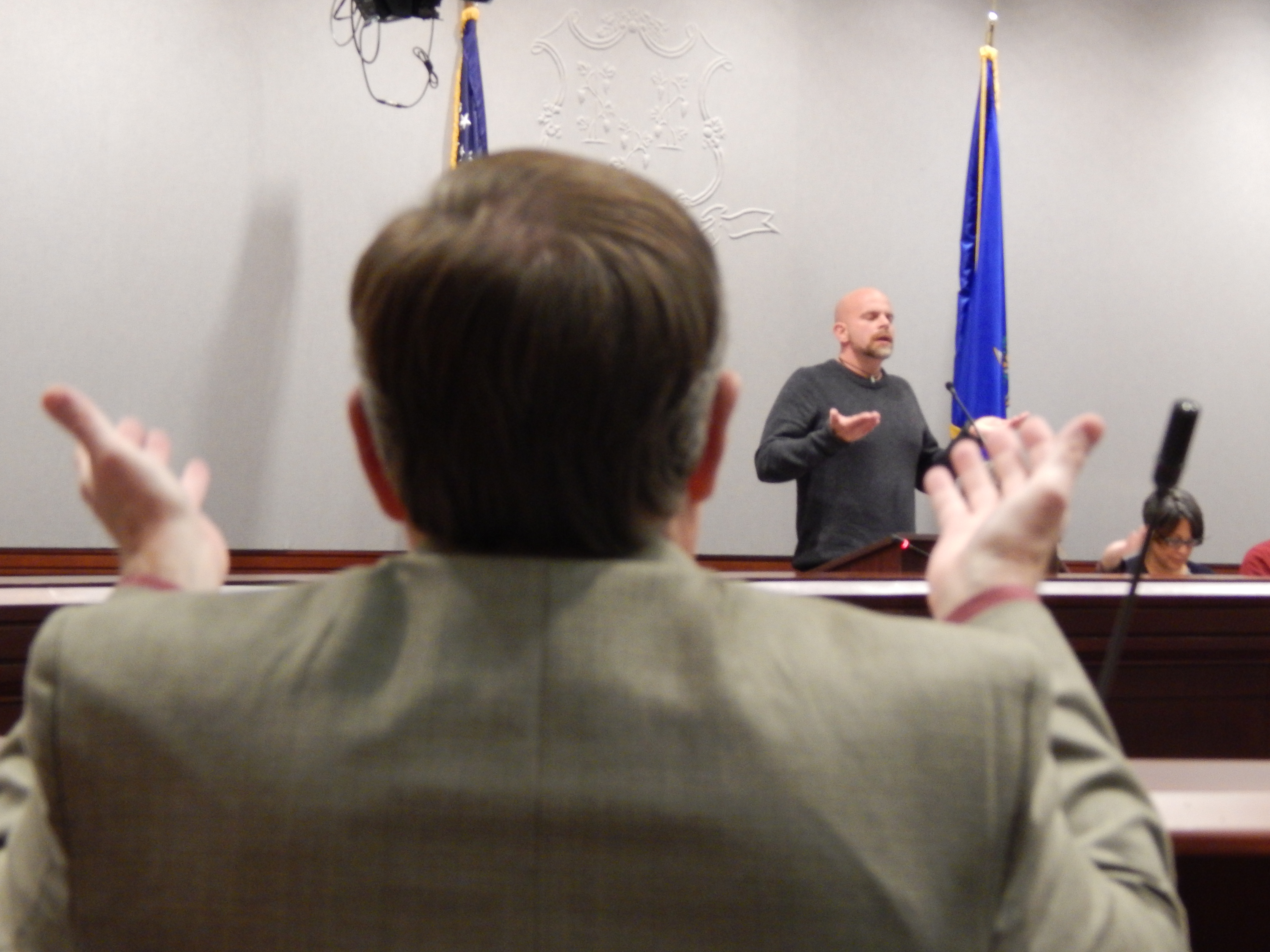 Advocates give legislators a 'mental health 101'