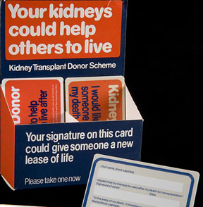 Senior citizens, even 80-year-olds, can be organ donors